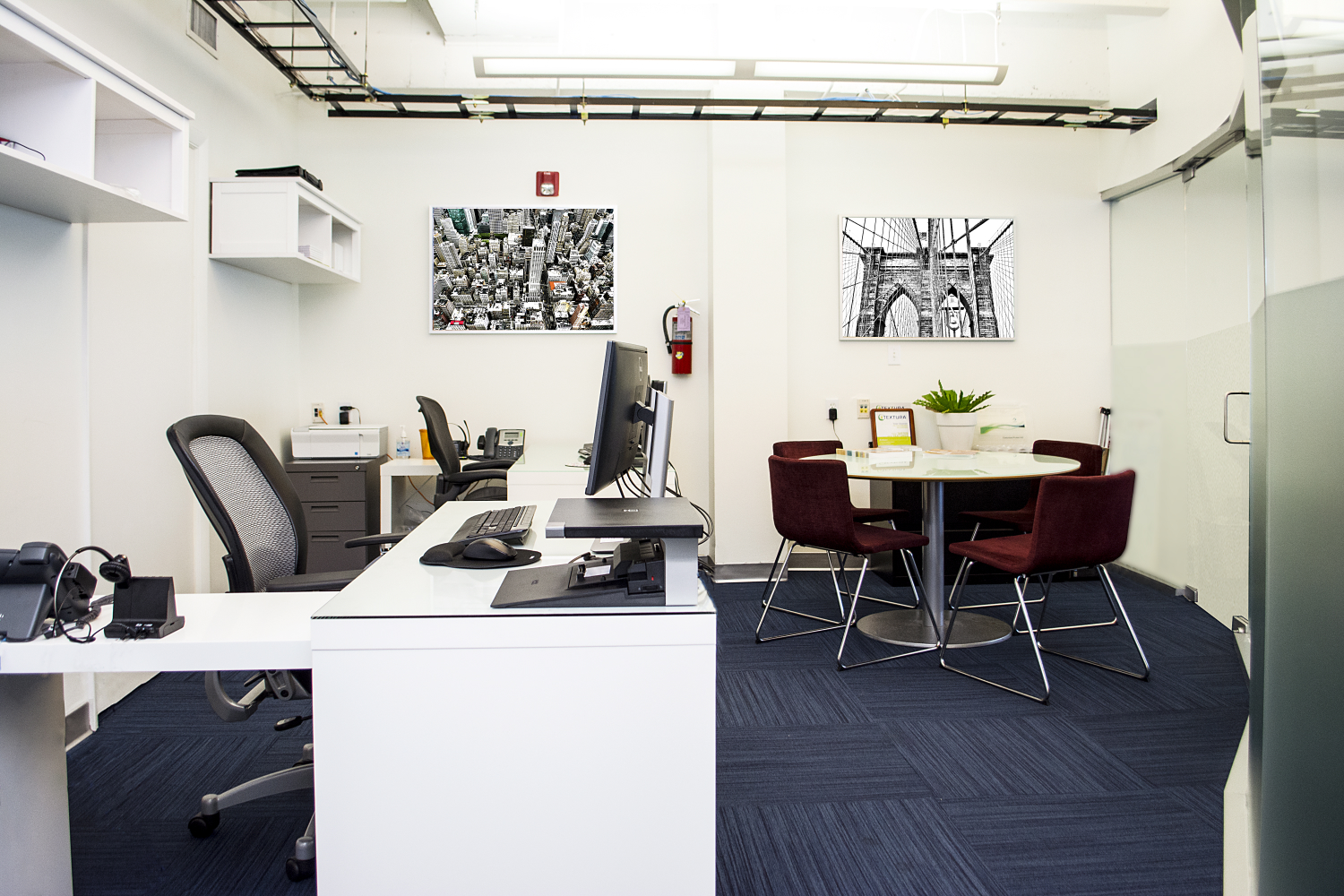 Private Interior Suite