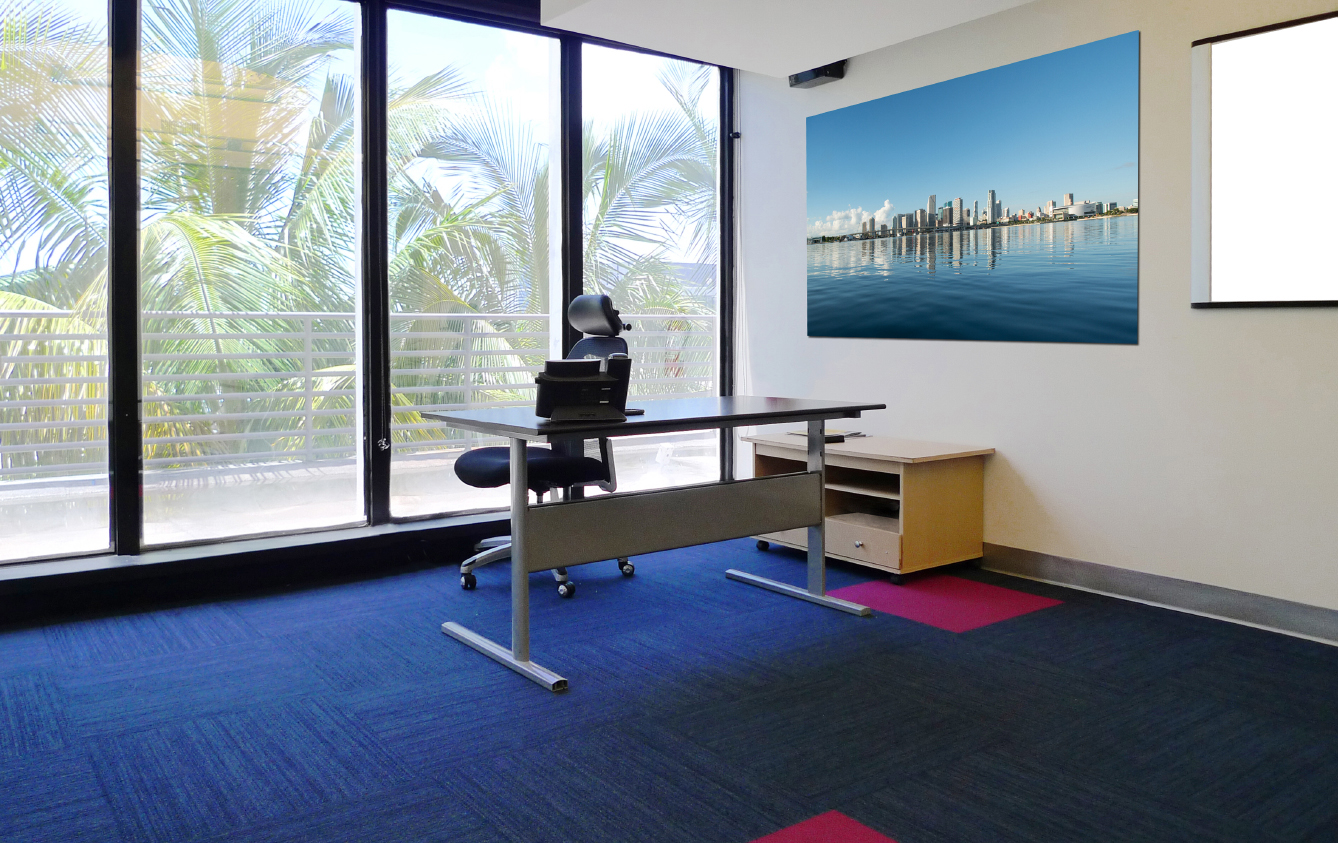 Private Office w Window