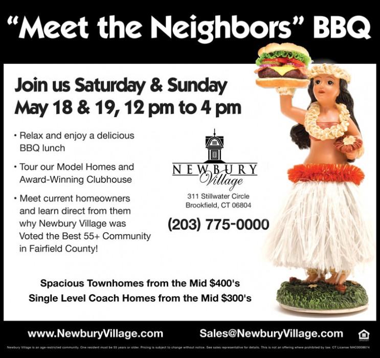 Meet the Neighbors BBQ