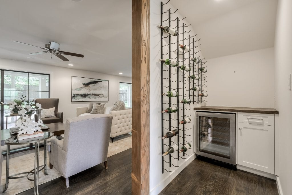 Luxury Vacant Home staging