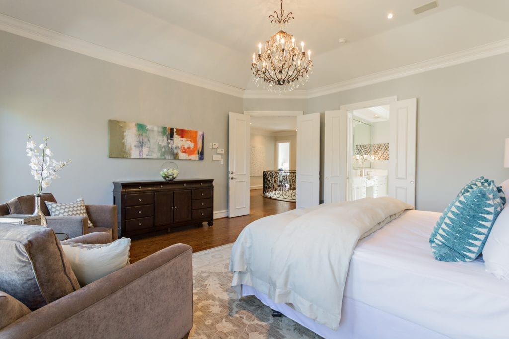 Luxury Home Staging in Highland Park