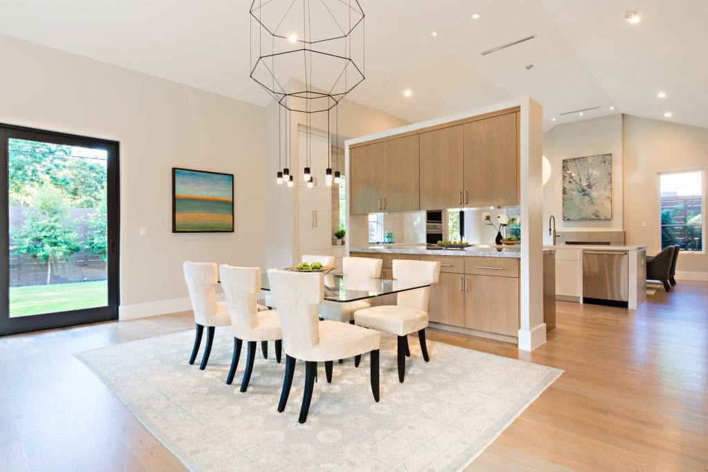 Preston Hollow Luxury Home Staging