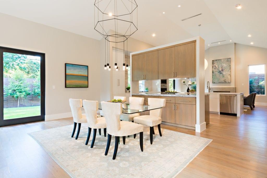 Preston Hollow Luxury Home Staging