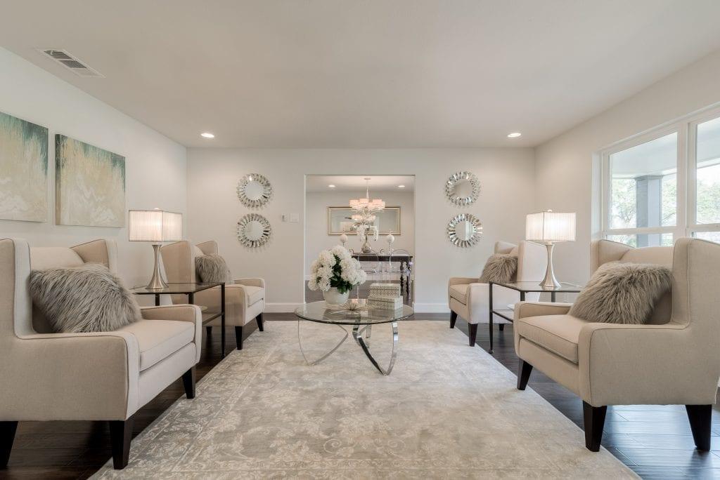 Dallas Home Renovation by Design by KETI