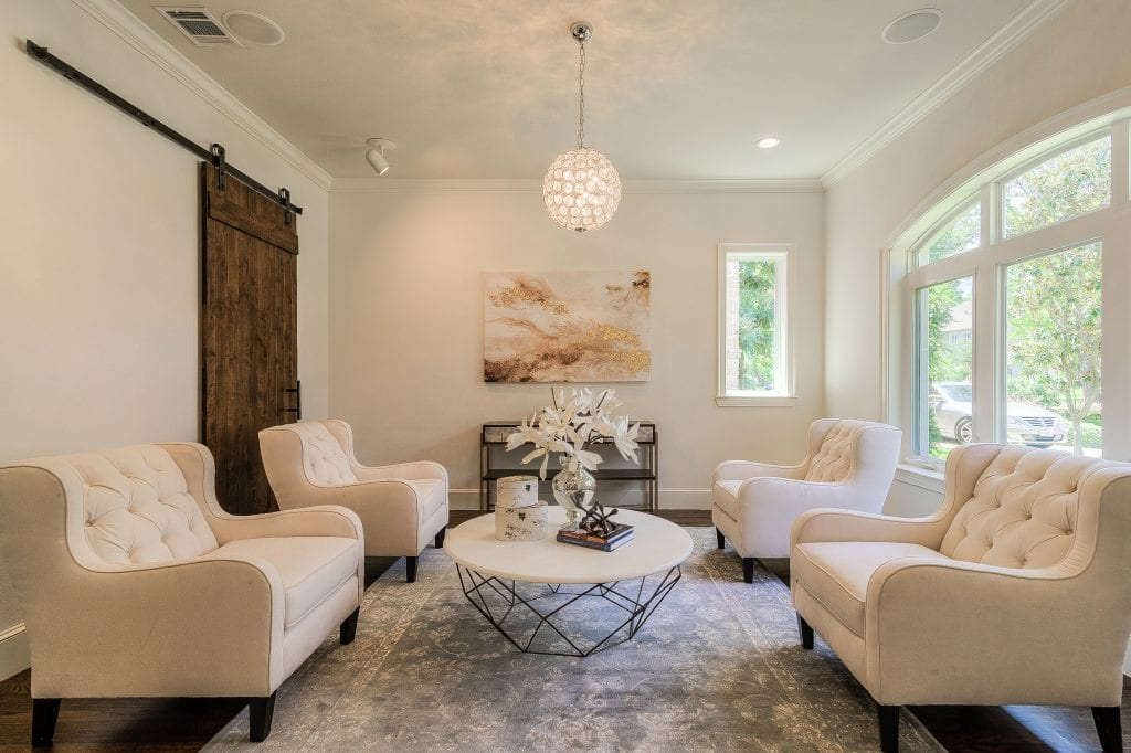Luxury Home Staging in Preston Hollow, Dallas
