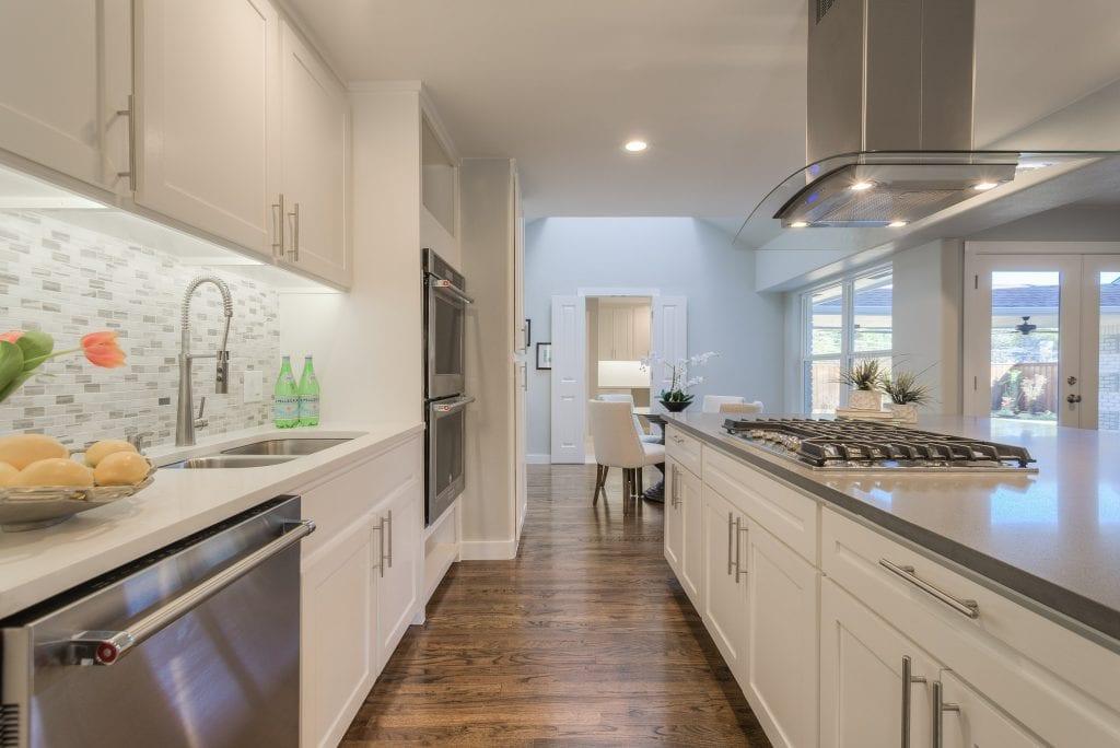 Kitchen remodel Preston Hollow