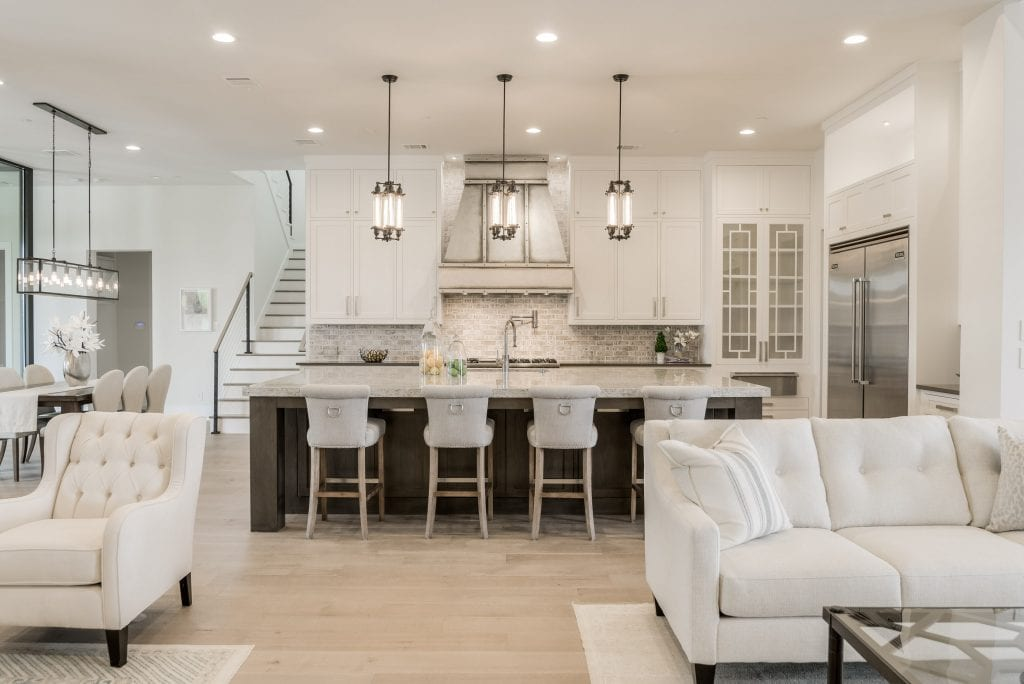 Frisco Luxury Home Staging