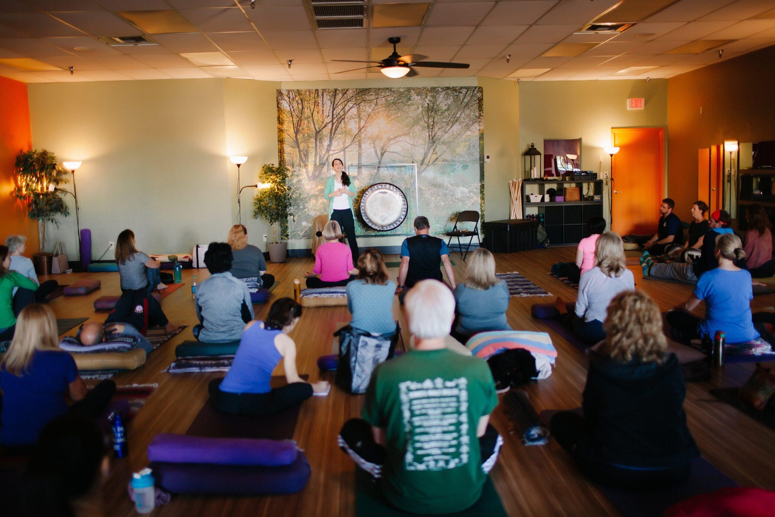 Sound Healing Class with Michelle Hebert