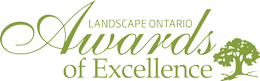 Landscape Ontario Award of Excellence
