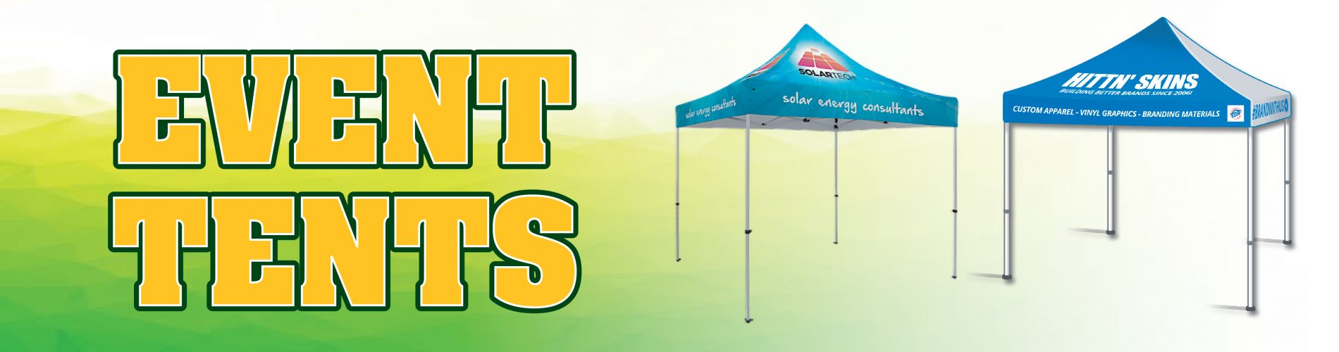 Buy Customized Event Tents