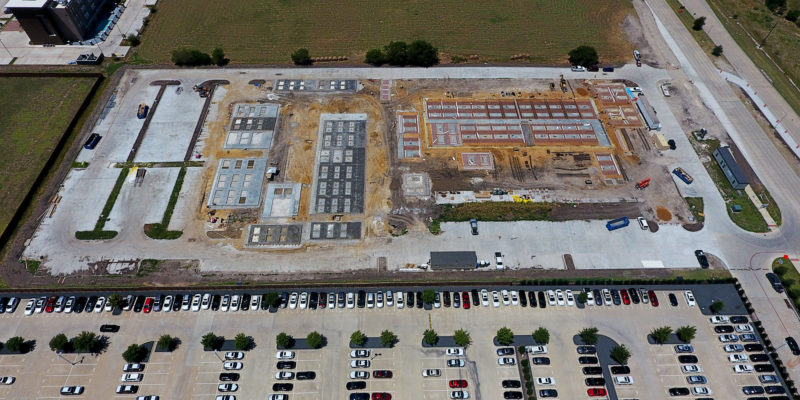 Construction Progress Photo 1- Frisco, TX