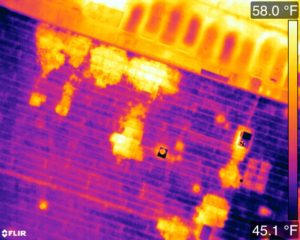 Thermal Roof Inspection Mod Bit Roof