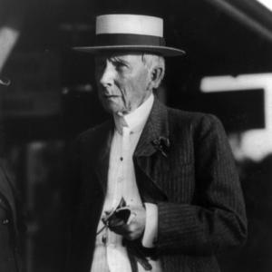 Westover Capital Advisors - John D. Rockefeller