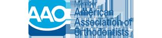 AAO Logo Finger Lakes Orthodontics Horseheads Corning, NY