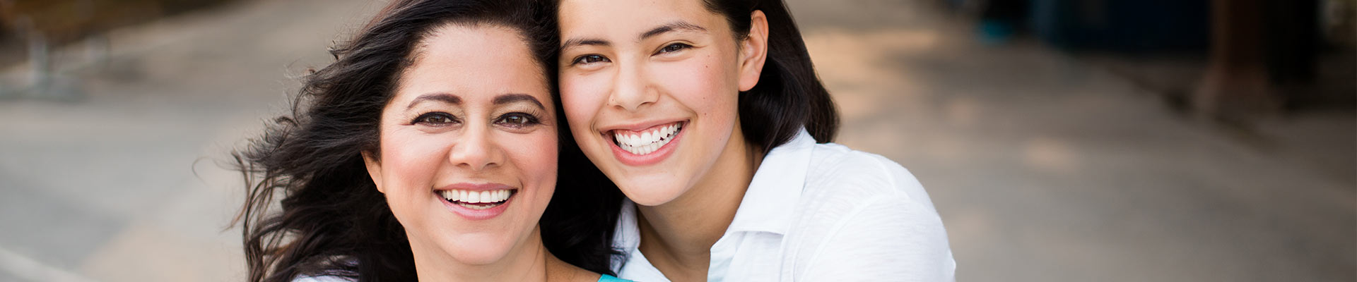 Mother and Daughter Finger Lakes Orthodontics Horseheads Corning, NY