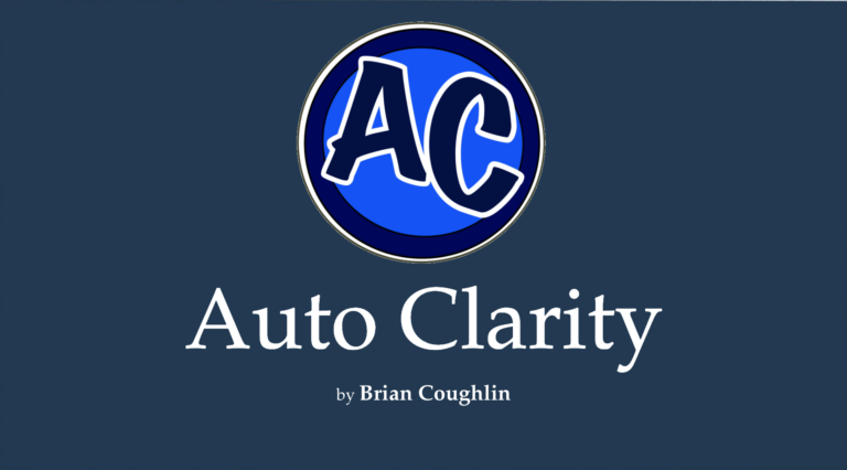 Auto Clarity by Brian Coughlin on YouTube