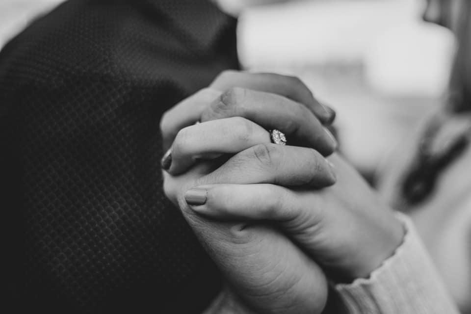 Chris & Rachael | Arizona Engagement Photoshoot