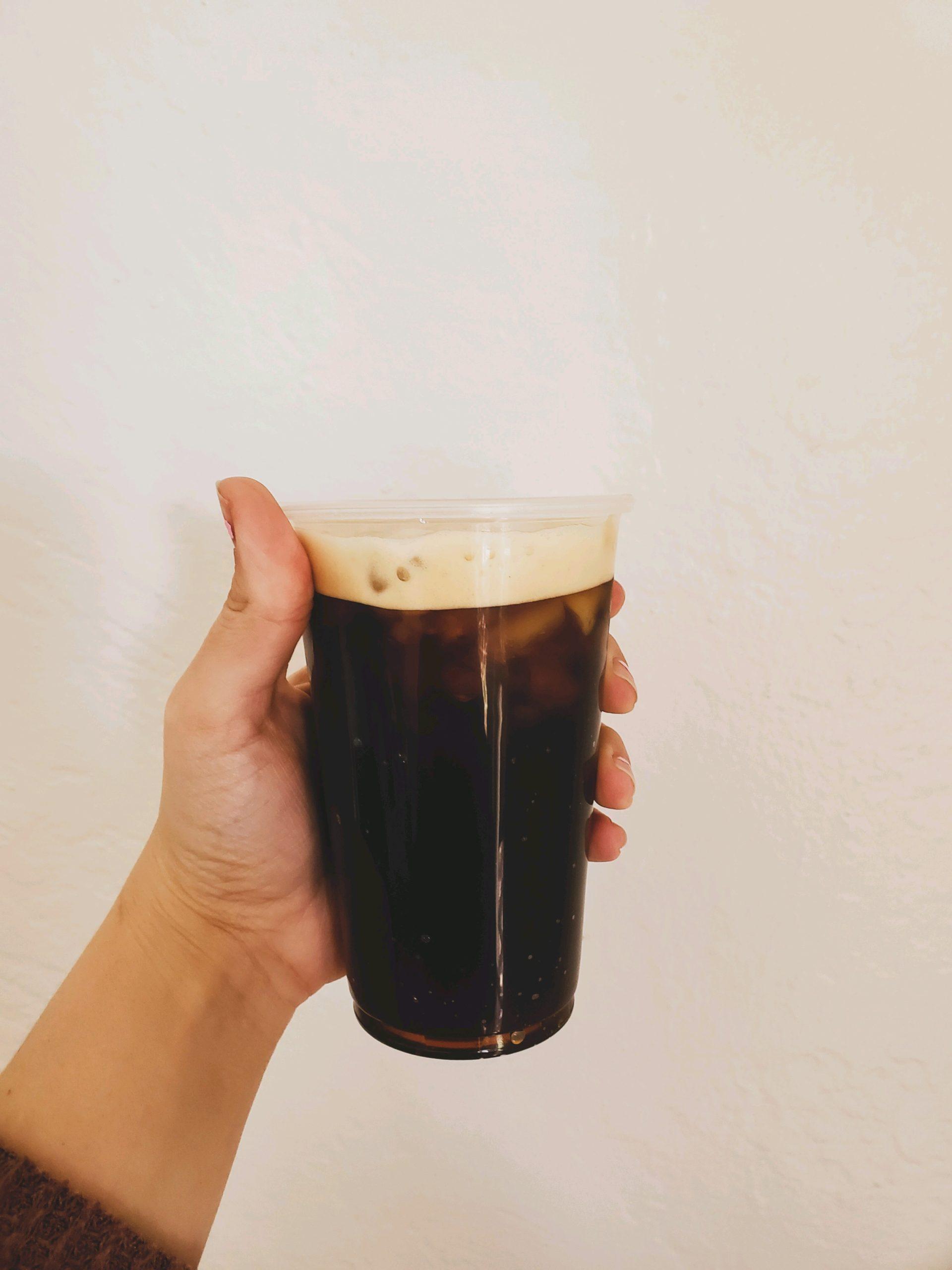 nespresso coffee drink