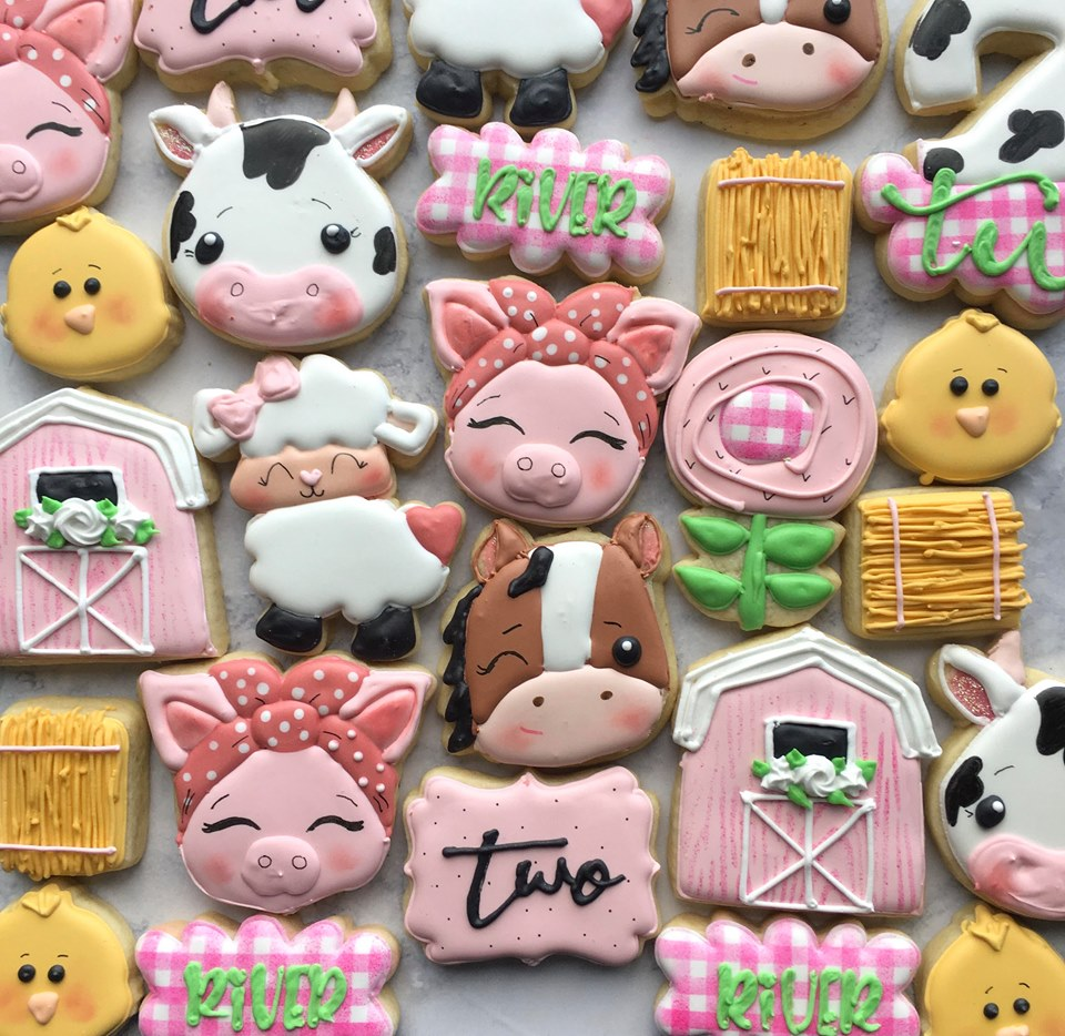 custom decorated sugar cookies arizona