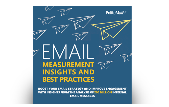 Email Measurement Insights and Best Practices