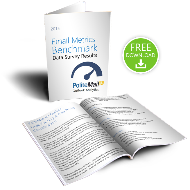 Email Metrics Benchmark Data Survey Results