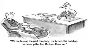 Pest Control Business Retirement Strategy:  What's Yours?