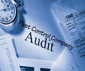 Pest Control Company Tax Audit Tips