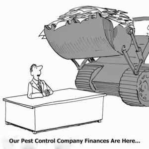 Tips and Strategy for Organizing pest management finances