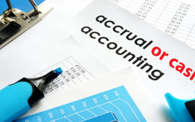 Accounting Advice: Accrual or Cash?