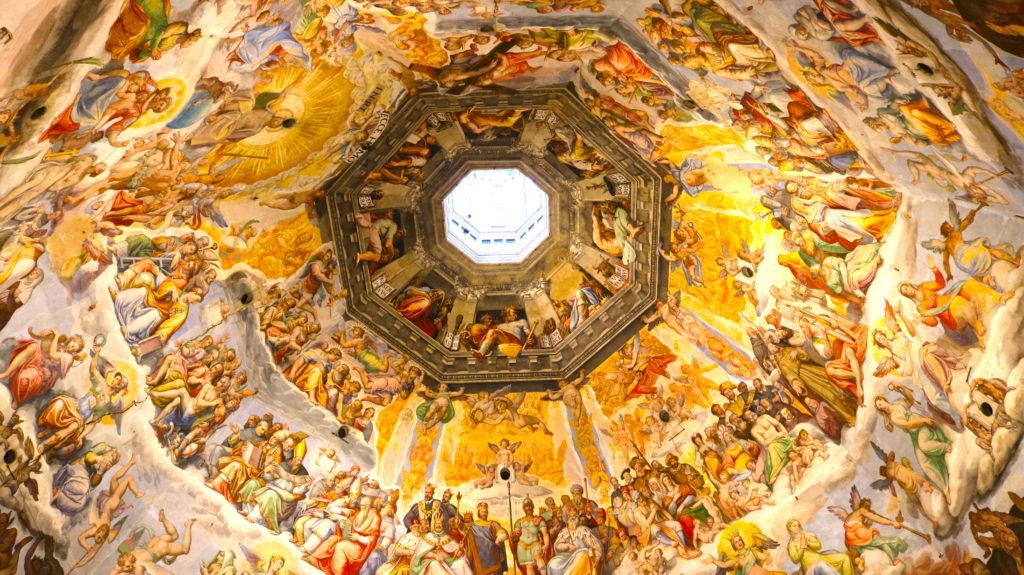 Tuscany Florence Duomo Vacation Family