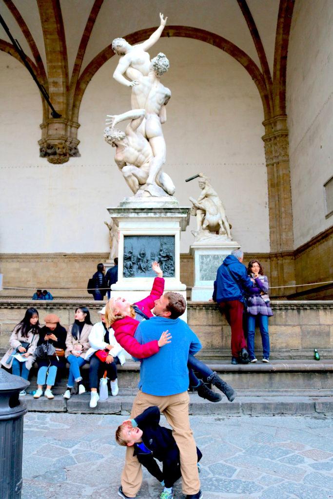 Florence Firenze Tuscany Family Vacation