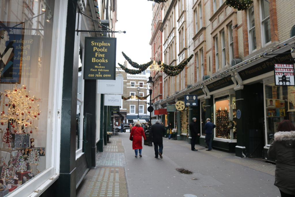 Harry Potter Diagon Alley Walking Tour London