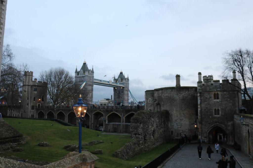 Tower of London Tower Bridge