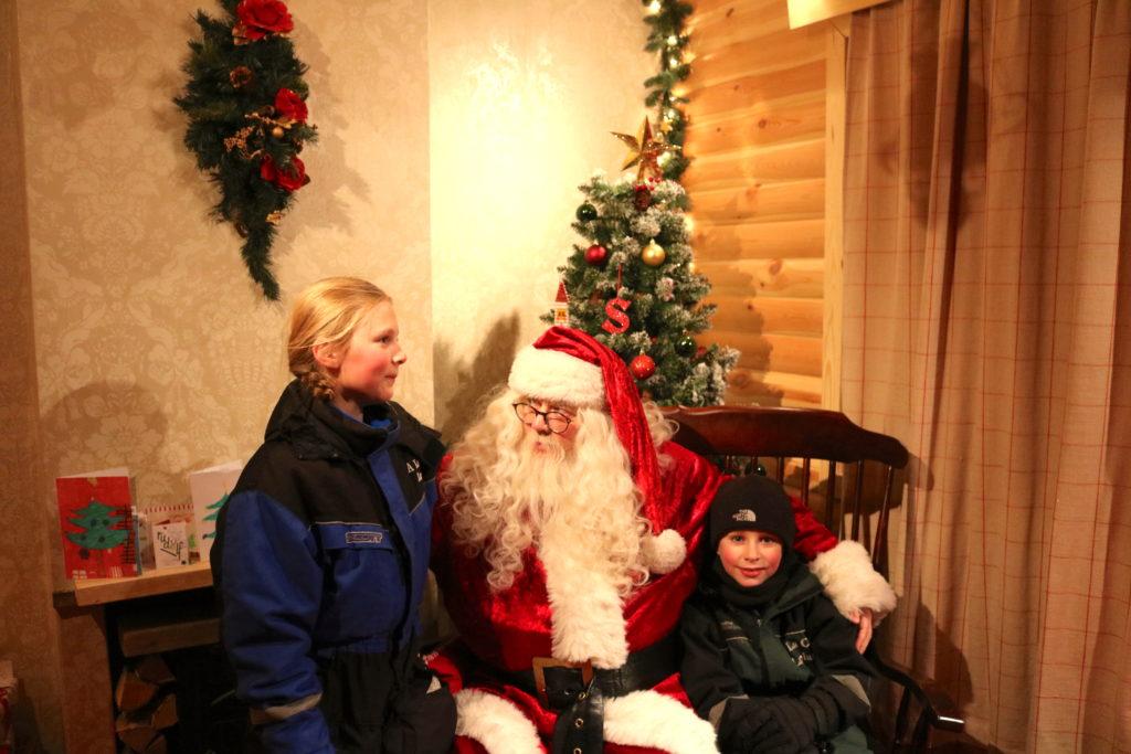 Santa Claus North Pole Christmas