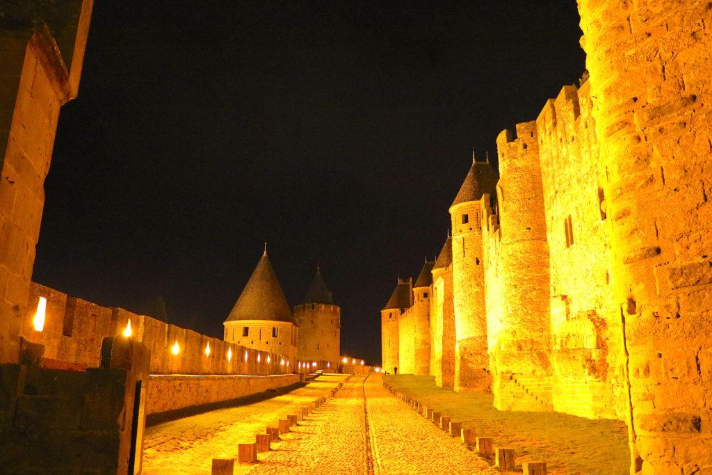 Carcassonne France Castle Family Travel