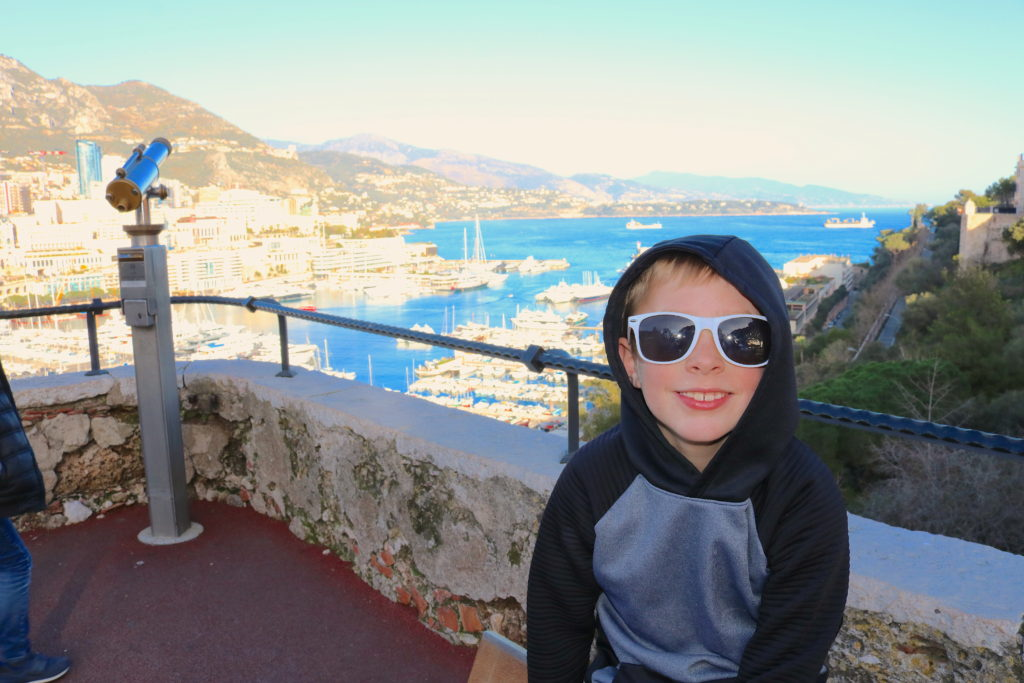 France Family Travel Nice Cotes d'Azur French Riveria Monte Carlo Palace