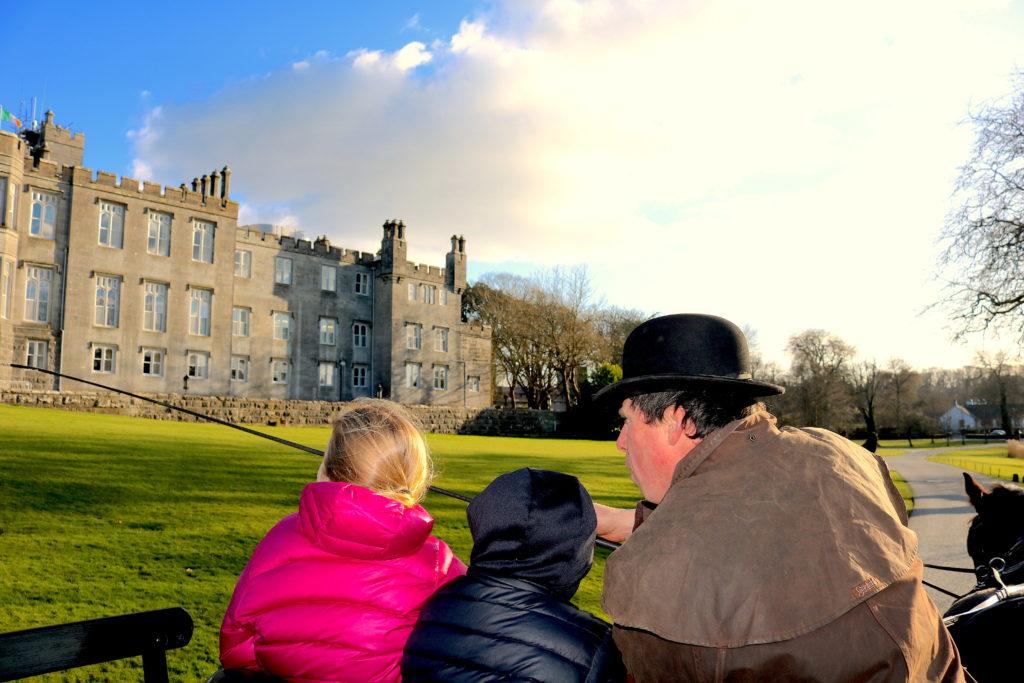 Dromoland Ireland Castle Family Travel