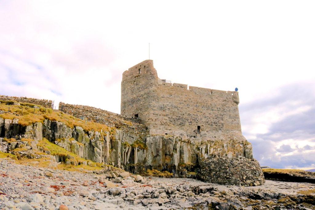 Mingary Castle Scotland Family Travel