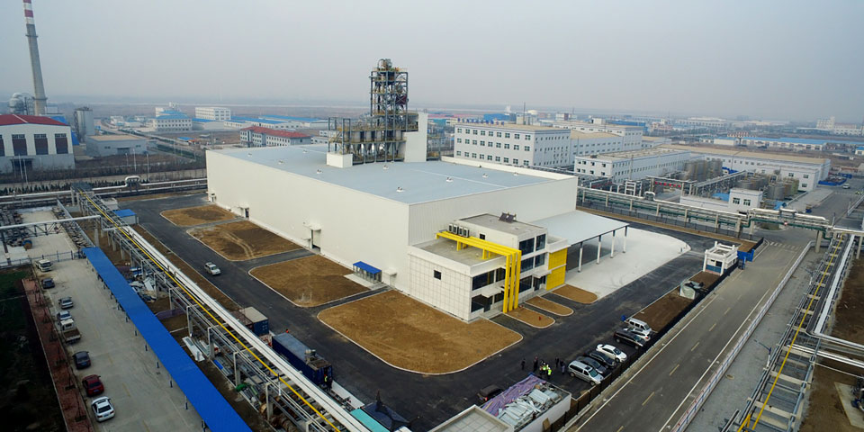Pingdu, China Manufacturing & Distribution Facility