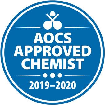 AOCS Approved Chemist