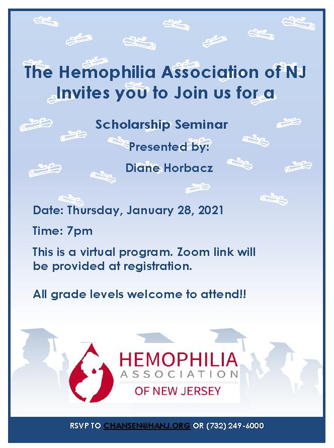 Scholarship Program Invite 21