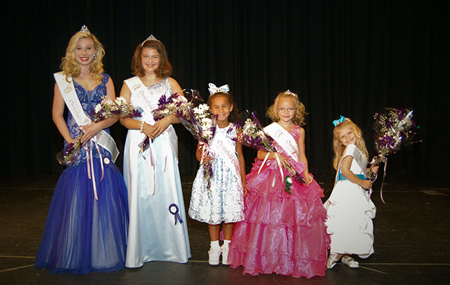 Chesterfield County Fair Princesses Crowned