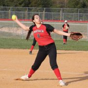 Higgins, Hunt lead way for youthful Matoaca