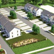 New Town Home Proposed