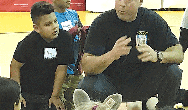 Police Athletic League up and running, will host football camp Saturday