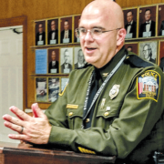 Chester Lions Club hears from Chesterfield police chief