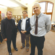 Meadowdale Library celebrates 10 years in current building