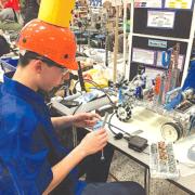 Local robotics team advances to state championship