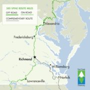 County to link with East Coast Greenway
