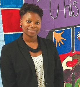 Salem Church educator is 'Principal of the Year'